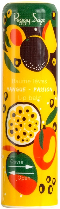 "Balzam na pery ""Mango"" - Peggy Sage Mango Passion Lip Balm"