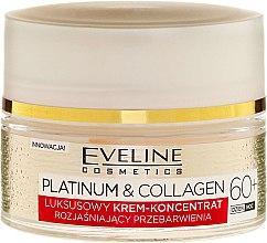 Krém na tvár 60+ - Eveline Cosmetics Platinum & Collagen — Obrázky N3