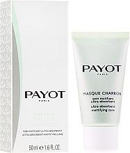 Voňavky, Parfémy, kozmetika Uhlíková maska na tvár - Payot Pate Grise Masque Charbon