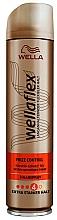 Voňavky, Parfémy, kozmetika Lak na vlasy s extra silnou fixáciou - Wella Wellaflex Frizz Control Haarspray