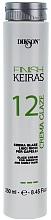 Voňavky, Parfémy, kozmetika Krémová glazúra pre hladké/kučeravé vlasy - Dikson Finish Keiras Crema Glaze 12