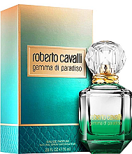 Voňavky, Parfémy, kozmetika Roberto Cavalli Gemma di Paradiso - Parfumovaná voda