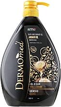 Voňavky, Parfémy, kozmetika Sprchový a kúpeľový gél Arganový olej - Dermomed Bath And Shower Gel Argan Oil