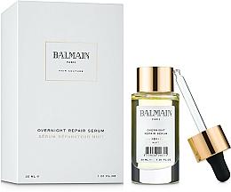 Voňavky, Parfémy, kozmetika Sérum na regeneráciu vlasov - Balmain Paris Hair Couture Overnight Repair Serum