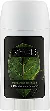Voňavky, Parfémy, kozmetika Deodorant pre mužov so 48 hodinovým účinkom - Ryor Deodorant