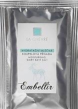 Voňavky, Parfémy, kozmetika Hydratačný komponent do kúpeľa - La Chevre Embellir Moisturizing Milk Bath Additive