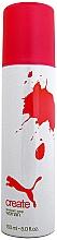 Voňavky, Parfémy, kozmetika Puma Create Woman Deodorant - Deodorant v spreji