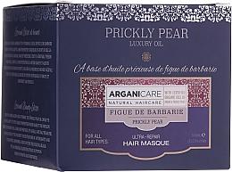 Voňavky, Parfémy, kozmetika Ultra-regeneračná maska na vlasy s opunciou - Arganicare Prickly Pear Ultra-Repair Hair Mask