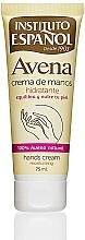 Voňavky, Parfémy, kozmetika Krém na ruky - Instituto Espanol Avena Hand Cream