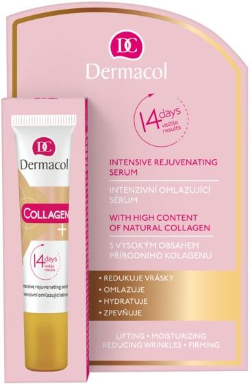 Intenzívne omladzujúce sérum - Dermacol Collagen+ Intensive Rejuvenating Serum