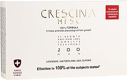 Voňavky, Parfémy, kozmetika Kompletné ošetrenie proti vypadávaniu vlasov a na obnovenie rastu vlasov 200 pre mužov - Crescina Re-Growth HFSC 100% + Crescina Anti-Hair Loss HSSC