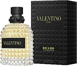 Voňavky, Parfémy, kozmetika Valentino Born In Roma Uomo Yellow Dream - Toaletná voda
