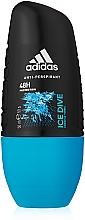 Voňavky, Parfémy, kozmetika Guľočkový dezodorant - Adidas Anti-Perspirant Ice Dive 48h