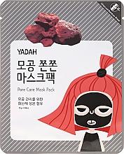 Voňavky, Parfémy, kozmetika Textilná maska na tvár proti rozšíreným pórom - Yadah Pore Care Mask Pack