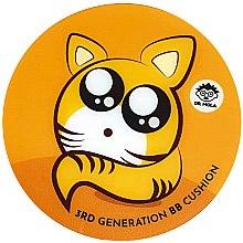 Voňavky, Parfémy, kozmetika BB cushion - Dr. Mola 3rd Generation BB Cushion Cat