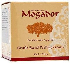 Voňavky, Parfémy, kozmetika Krémový peeling na tvár - Mogador Centle Facial Peeling Cream