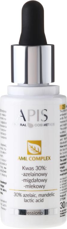 Exfoliačný komplex pre tvár KWAS 30% - APIS Professional AML Complex KWAS 30%