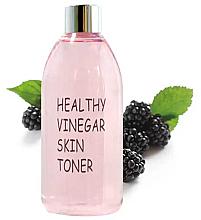 """Voňavky, Parfémy, kozmetika Tonikum na tvár """"Moruša"""" - Real Skin Healthy Vinegar Skin Toner Mulberry"""