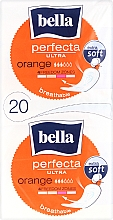 Voňavky, Parfémy, kozmetika Vložky Perfecta Ultra Orange, 10+10 ks. - Bella