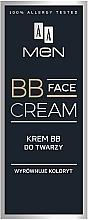 Voňavky, Parfémy, kozmetika Pánsky BB krém - AA Men BB Face Cream