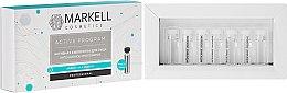 Voňavky, Parfémy, kozmetika Aktívne sérum na tvár - Markell Professional Active Program