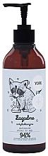 Voňavky, Parfémy, kozmetika Antibakteriálne mydlo na ruky s čajovou vôňou - Yope Antibacterial Hand Soap Herbata