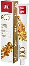 Voňavky, Parfémy, kozmetika Zubná pasta - Splat Gold