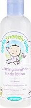 Voňavky, Parfémy, kozmetika lotion na telo s levanduľou - Earth Friendly Baby Calming Lavender Body Lotion