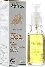 Voňavky, Parfémy, kozmetika Olej z marhuľových jadier pre tvár - Melvita Huiles De Beaute Apricot Kernel Oil