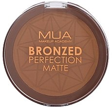 Voňavky, Parfémy, kozmetika Bronzer - MUA Bronzed Perfection