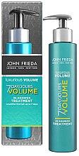 Voňavky, Parfémy, kozmetika Dlhodobo pôsobiaci objemový prostriedok na vlasy - John Frieda Luxurious Volume 7-Day In-Shower Treatment