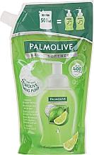 Voňavky, Parfémy, kozmetika Penové mydlo na ruky - Palmolive Magic Softness Foaming Handwash Lime & Mint (doypack)