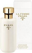 Voňavky, Parfémy, kozmetika Prada La Femme Prada - Telové mlieko