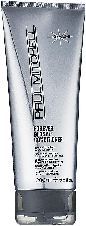 Kondicionér pre svetlé vlasy - Paul Mitchell Blonde Forever Blonde Conditioner — Obrázky N2