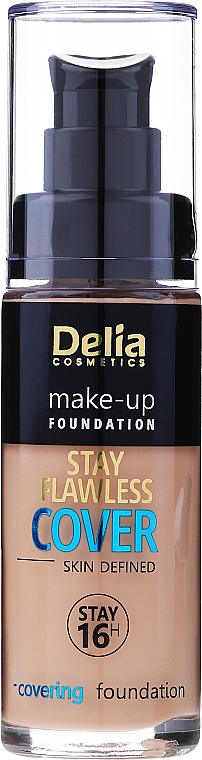 Make-up - Delia Cosmetics Stay Flawless Cover