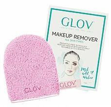 Voňavky, Parfémy, kozmetika Odličovacia rukavica, ružová - Glov On-The-Go Makeup Remover Rose
