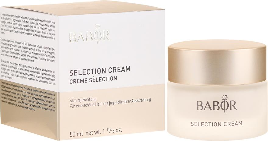 Krém na tvár - Babor Selection Cream — Obrázky N1