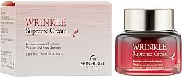 Voňavky, Parfémy, kozmetika Výživný krém so ženšenom - The Skin House Wrinkle Supreme Cream