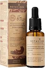 Voňavky, Parfémy, kozmetika Kozmetický olej na posilnenie a rast mihalníc a obočia Vavrín - Botavikos