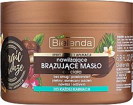Voňavky, Parfémy, kozmetika Bronzujúci telový olej - Bielenda Magic Bronze Moisturizing Bronzing Body Butter