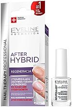 Voňavky, Parfémy, kozmetika Spevňujúci kondicionér na nechty - Eveline Cosmetics After Hybrid Manicure