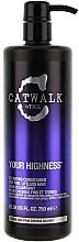 Voňavky, Parfémy, kozmetika Kondicionér pre objem - Tigi Catwalk Volume Collection Your Highness Nourishing Conditioner