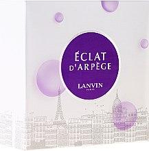 Voňavky, Parfémy, kozmetika Lanvin Eclat D`Arpege - Sada (edp/50ml + b/l/100ml)