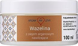 Voňavky, Parfémy, kozmetika Vazelína s arganovým olejom na tvár a telo - Argan My Love