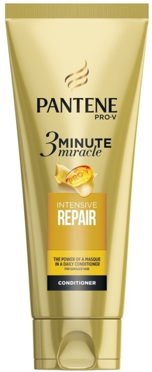 "Kondicionér na vlasy ""Obnovenie a ochrana za 3 minúty"" - Pantene Pro-V Three Minute Miracle Repair & Protect Conditioner"