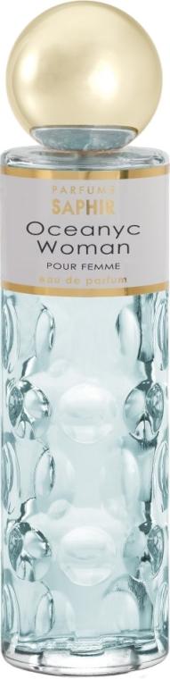 Saphir Parfums Oceanyc Women - Parfumovaná voda (tester s viečkom)