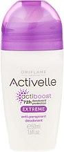 Voňavky, Parfémy, kozmetika dezodorant s antiperspirantnou guľou 72-hodinový - Oriflame Activelle Actiboost Extreme