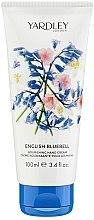 Voňavky, Parfémy, kozmetika Krém na ruky - Yardley English Bluebell Contemporary Edition