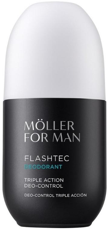 Deodorant - Anne Moller Flashtec Triple Action Deo Control — Obrázky N1