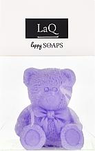 """Voňavky, Parfémy, kozmetika Ručne vyrábané prírodné mydlo """"Malý medveď"""" s arómou levandule - LaQ Happy Soaps Natural Soap"""